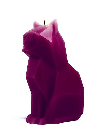 Kisa Pyropet Cat Candle