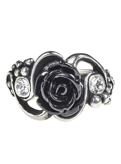 """Bacchanal Rose"" Ring by Alchemy of England"