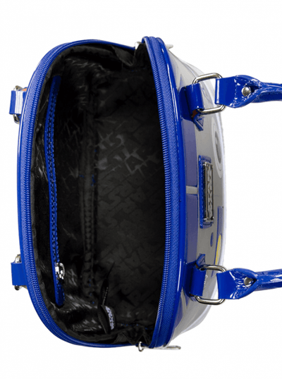 """R2-D2"" Patent Dome Bag by Loungefly (White) - www.inkedshop.com"
