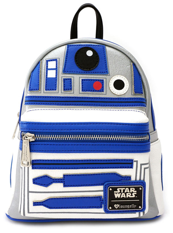 Star Wars R2D2 Mini Backpack by Loungefly
