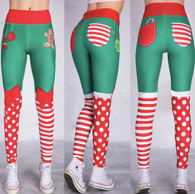 Women's Sweet Cheeks Leggings
