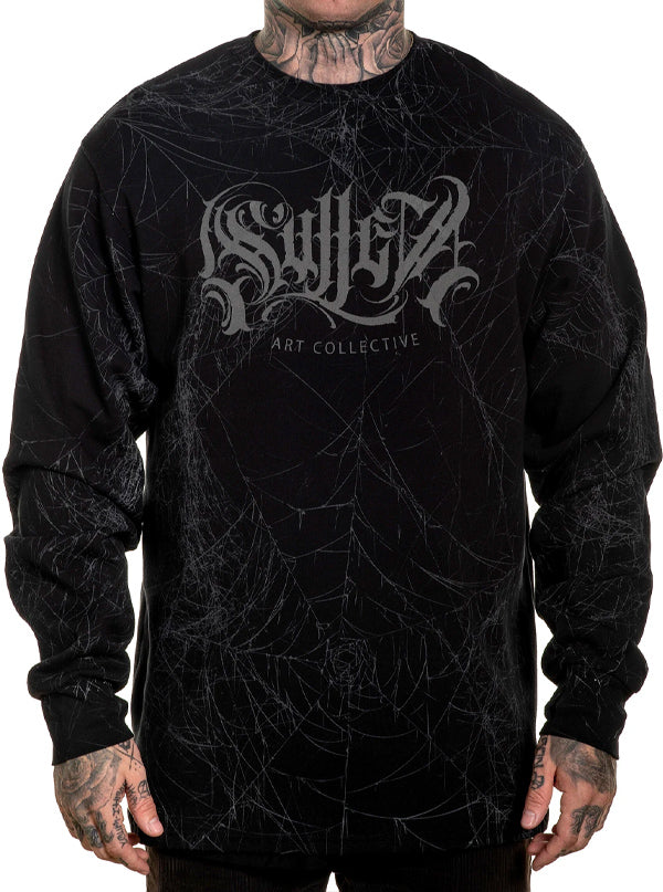 Men's Radioactive Bonded Long Sleeve Thermal by Sullen