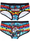 "Women's ""Rainbo: First Blood"" Period Panties by Harebrained"
