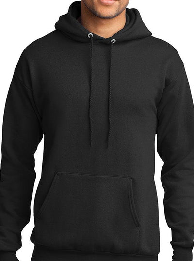 "Men's ""Realize"" Hoodie by Tat Daddy (Black)"
