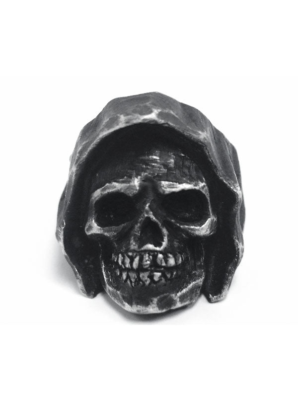 Reaper Skull Ring by Lor G Jewellery