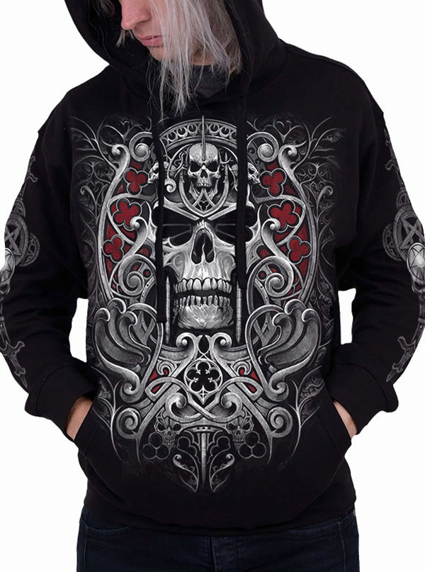Men's Reaper's Door Hoodie by Spiral USA