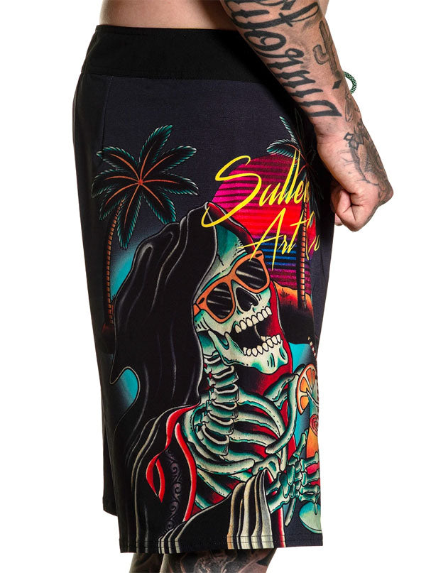 Men's Reap-O-Colada Boardshort by Sullen