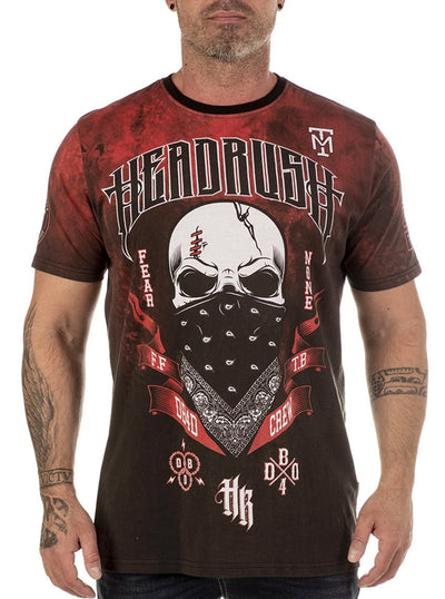 Men's Pandemonium Tee by Headrush Brand