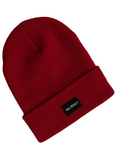 """InkAddict"" Staple Beanie by InkAddict (More Options)"