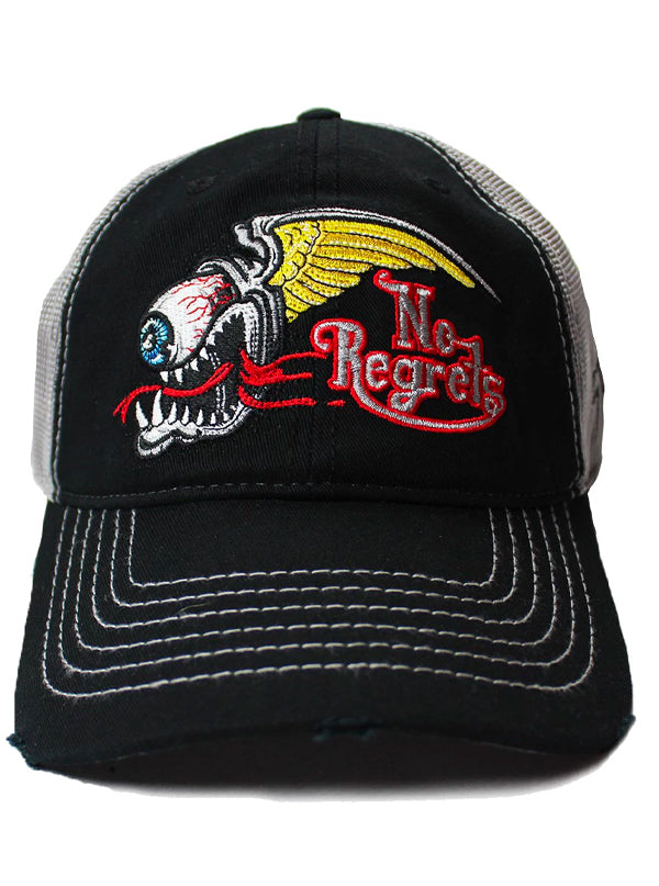 No Regrets Hat by Lethal Threat