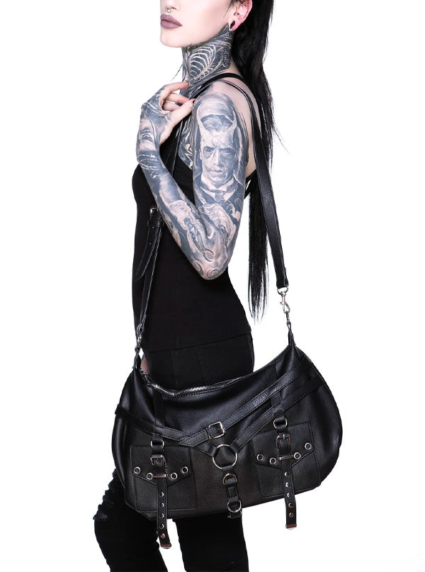 Revenant Shoulder Bag by Killstar