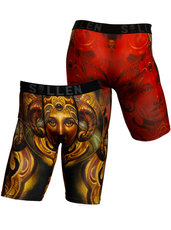 Men's Ribera Boxers by Sullen
