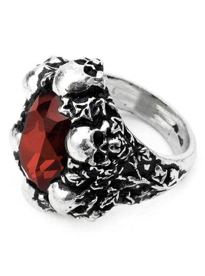 Shadow Of Death Ring by Alchemy of England