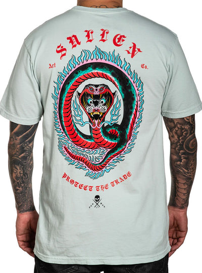 Men's Ring of Fire Tee by Sullen