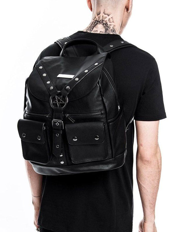 Ritual Ring Backpack by Killstar