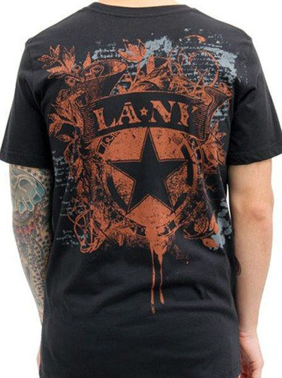 "Men's ""Roadkill"" Tee by LA Rebel (Black) - InkedShop - 2"