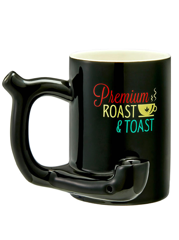 Roast & Toast Rasta Pipe Mug