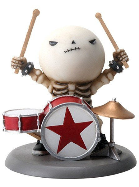 Rockstar Lucky On Drums by Summit Collection - www.inkedshop.com