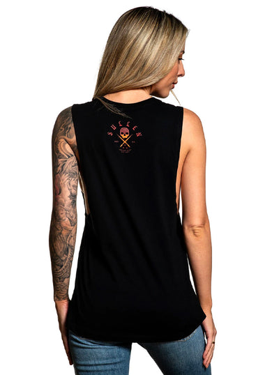 Women's Sacred Muscle Tee by Sullen