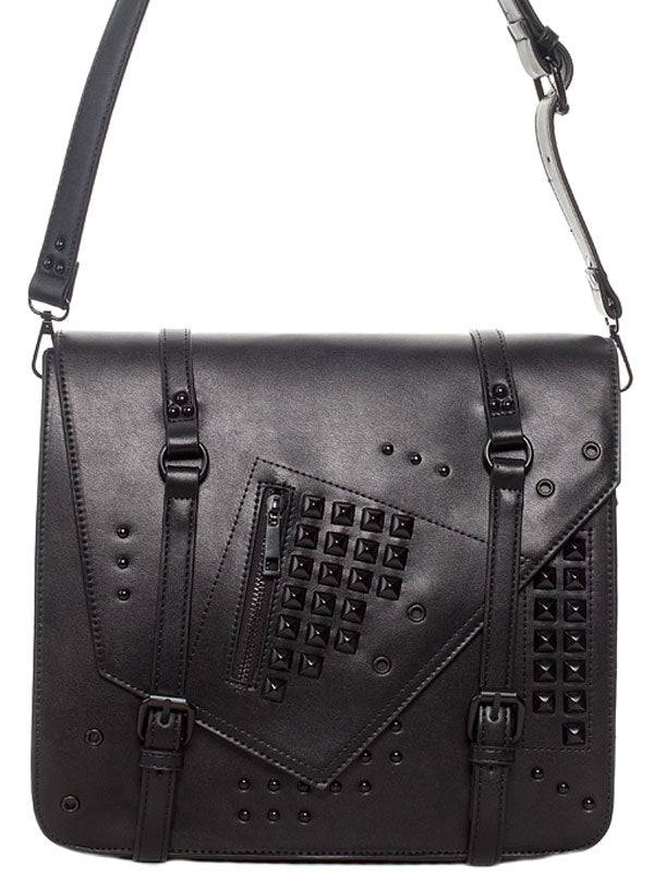 Women's Idoless Saddle Purse by Sourpuss