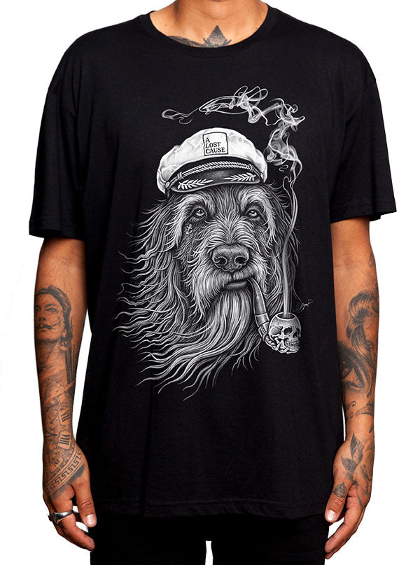 Men's Salty Sea Dog Tee by A Lost Cause