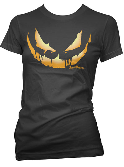 "Women's ""Everyday Is Halloween"" Tee By Aesop Originals (Black)"