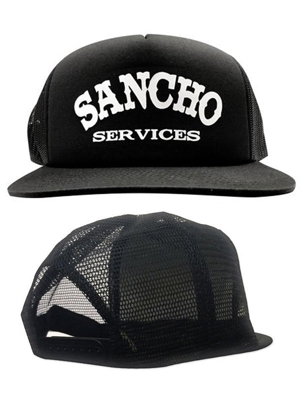 Sancho Services Trucker Hat by Cartel Ink