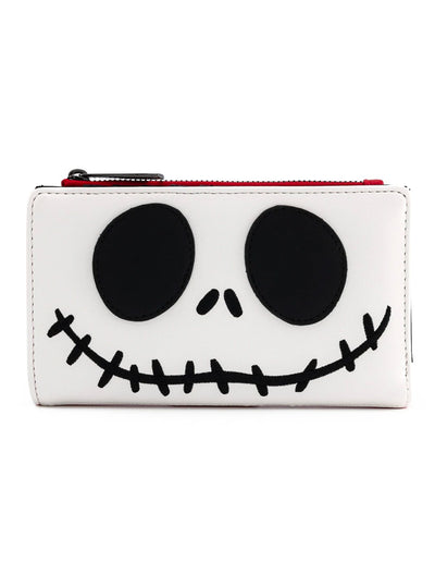 Nightmare Before Christmas: Santa Jack Wallet by Loungefly