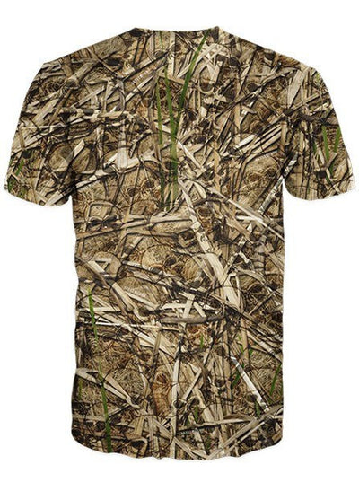 "Men's ""Sawgrass"" Tee by Lethal Threat (Skull Camo) - www.inkedshop.com"