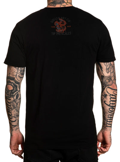 Men's Coral Scales Tee by Sullen