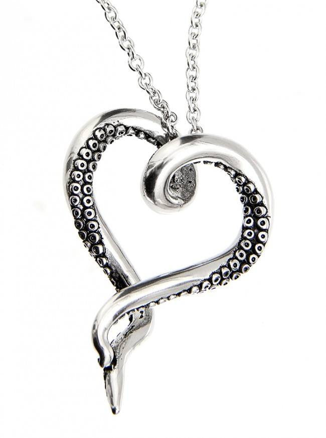 Sea Lover by Controse (Silver) - www.inkedshop.com