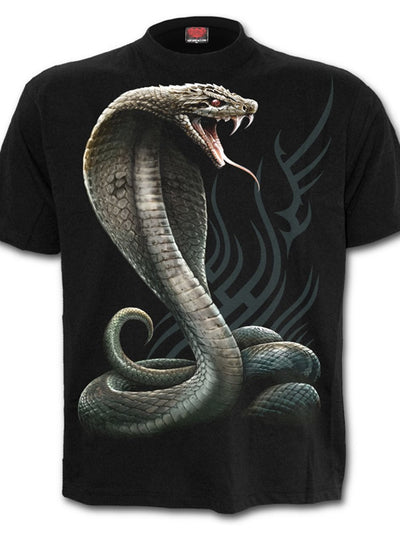 Men's Serpent Tattoo Tee by Spiral USA