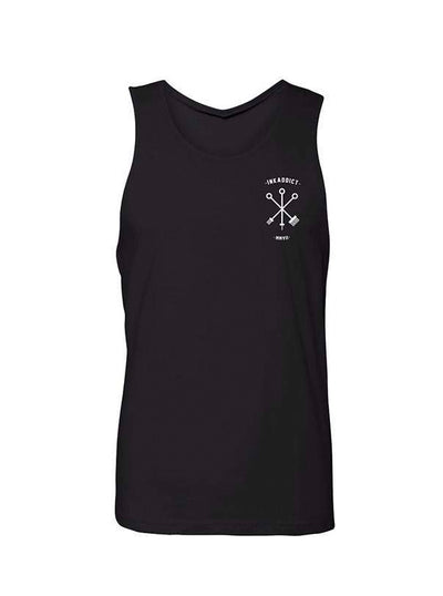 Men's Liners & Shaders Tank by InkAddict