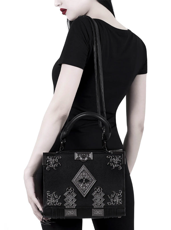 Book Of Shadows Handbag by Killstar