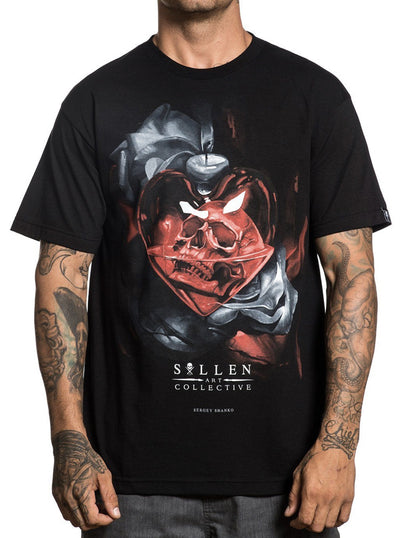 Men's Shanko Heart Tee by Sullen