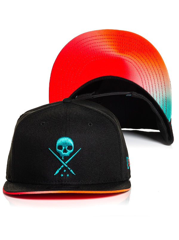 Shred Eternal Snapback Hat by Sullen