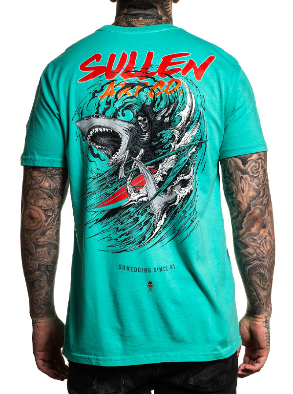 Men's Shredding Tee by Sullen