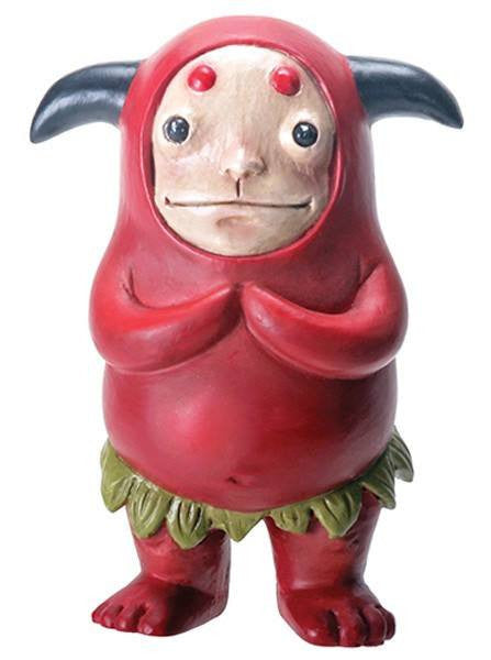 "Underbedz™ ""Shuckabee"" Vinyl Toy by Summit Collection - www.inkedshop.com"