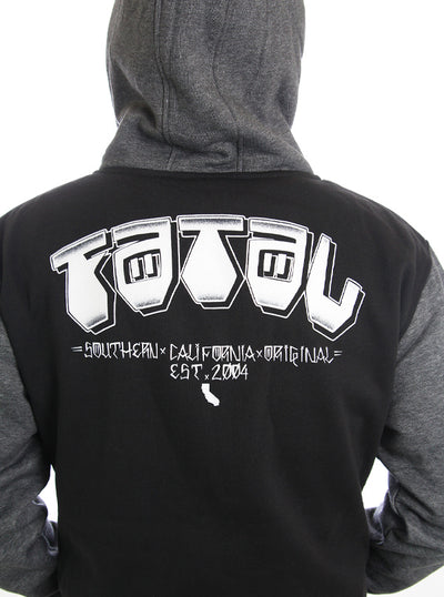 Men's Side to Side Hoodie by Fatal Clothing
