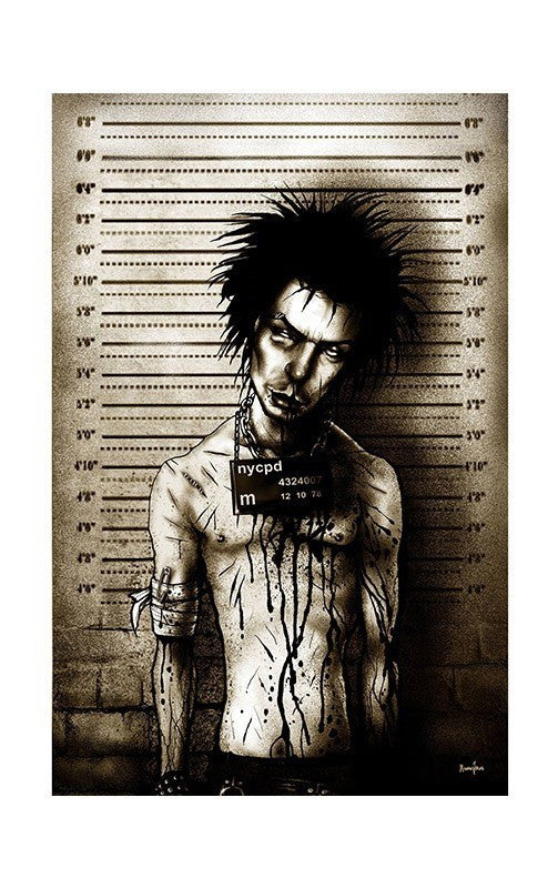 Sid Print by Too Fast - InkedShop - 1