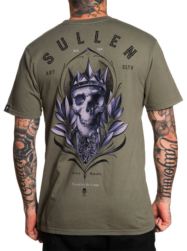 Men's Silvio Tee by Sullen