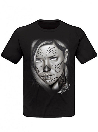 "Men's ""Simplicity"" Tee by Big Ceeze Clothing (Black) - www.inkedshop.com"