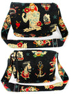 Refuse to Sink Tattoo Messenger Bag By Hemet