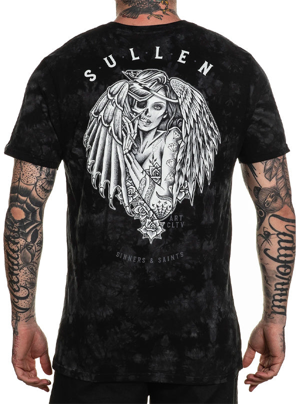 Men's Sinners & Saints Tee by Sullen