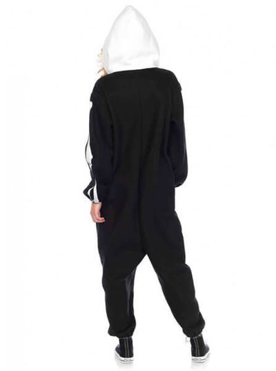 "Women's ""Skeleton"" Kigarumi Funsie by Leg Avenue (Black) - www.inkedshop.com"