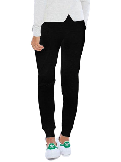 Women's Skeletons & Crossbones Skinny Leg Sweatpants by Too Fast