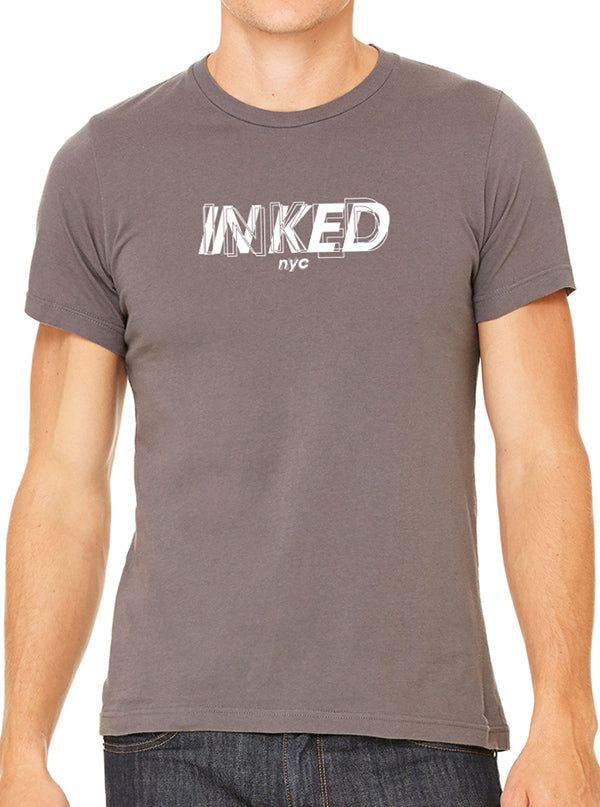 Men's Inked Sketch Tee by Inked