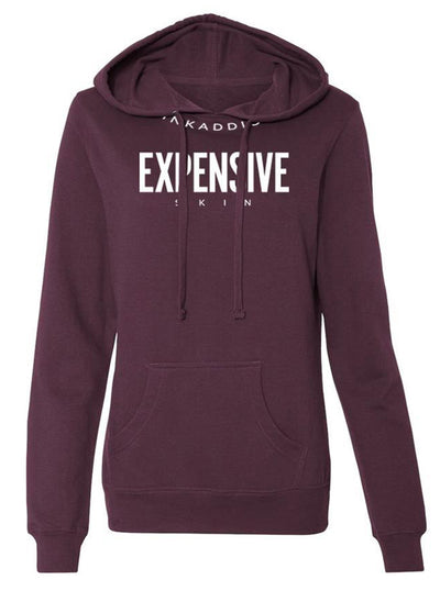 Women's Expensive Skin III Hoodie by InkAddict
