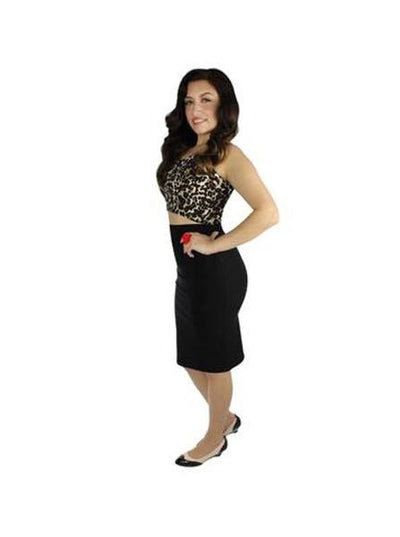 Women's Pencil Skirt by Hemet