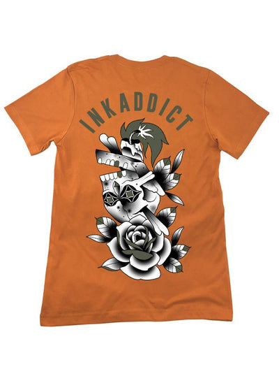 "Men's ""Campbell Skull"" Tee by InkAddict (More Options)"